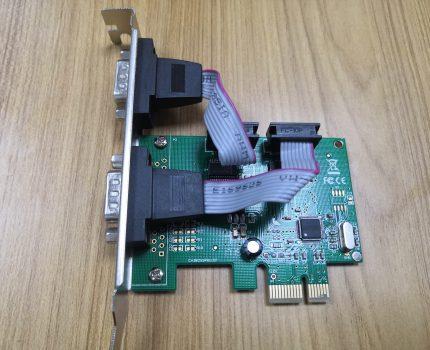 CentOS 7.2安装WCH芯片PCI-E转串口卡的驱动